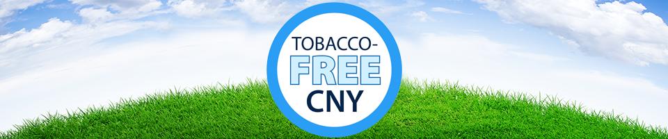 Tobacco-Free CNY